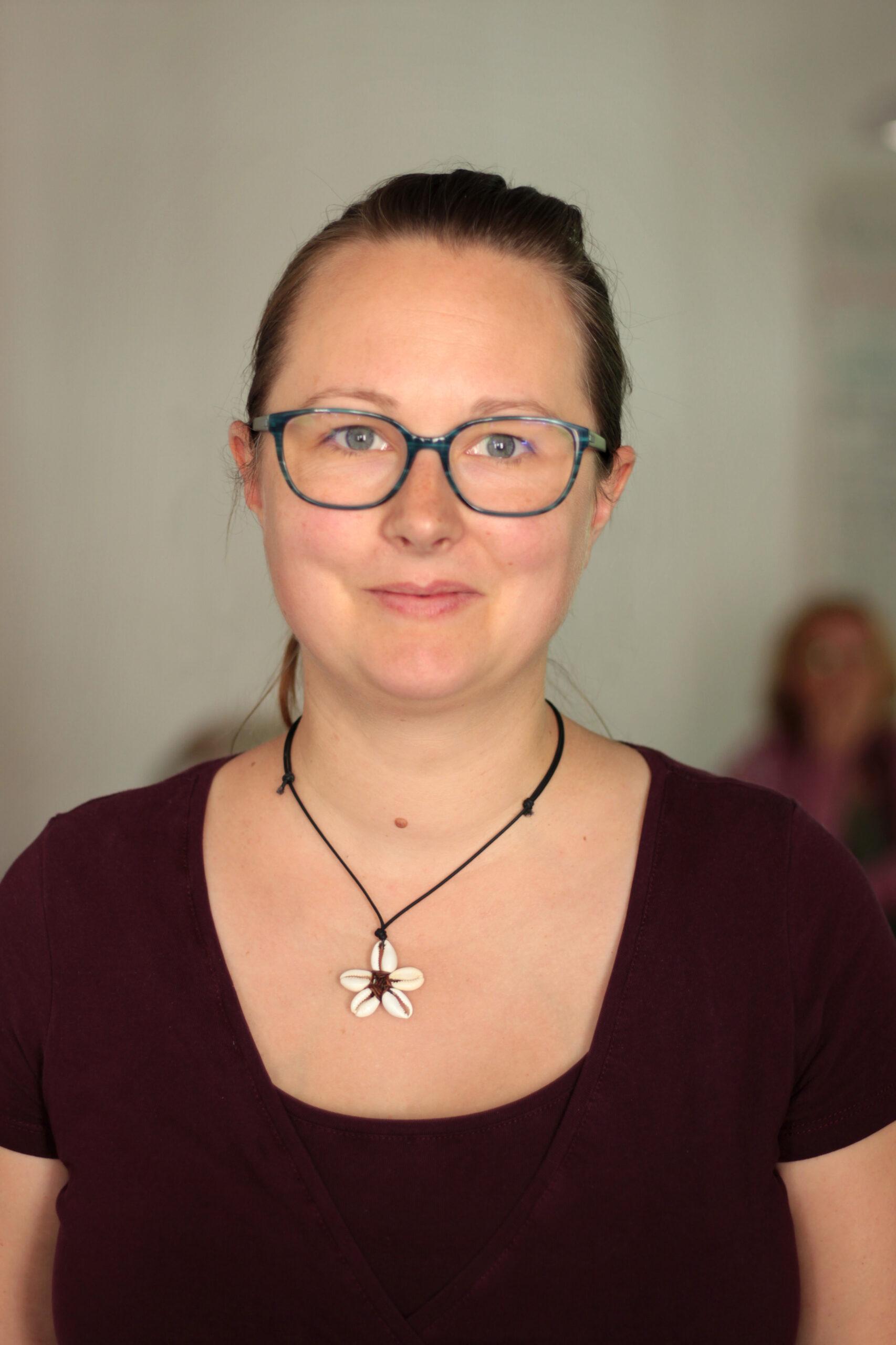Beisitzerin Valerie Maus