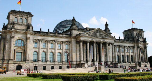 Gesetzgebungsprozess im Bundestag