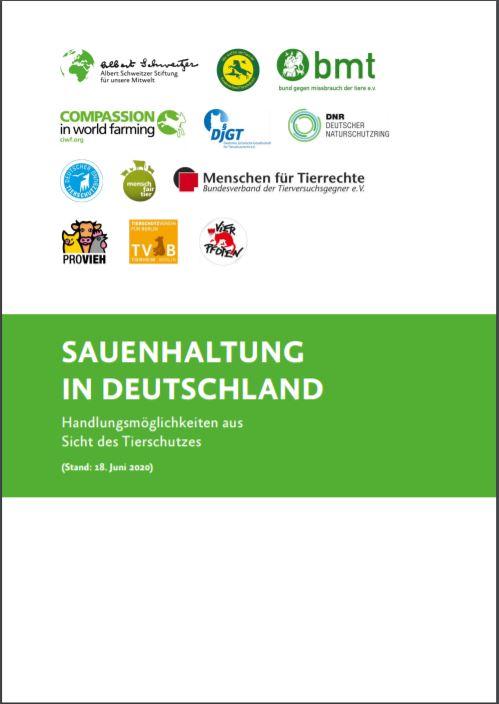 Sauenhaltung in Deutschland