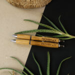 Kugelschreiber mit ProVieh Prägung