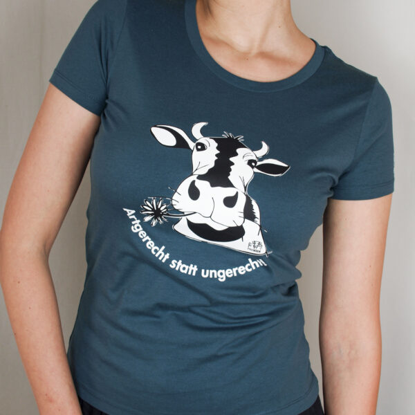T-Shirt Artgerecht statt ungerecht