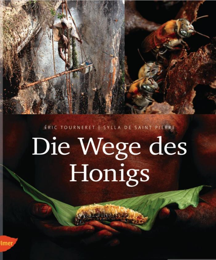 Buchcover Die Wege des Honigs
