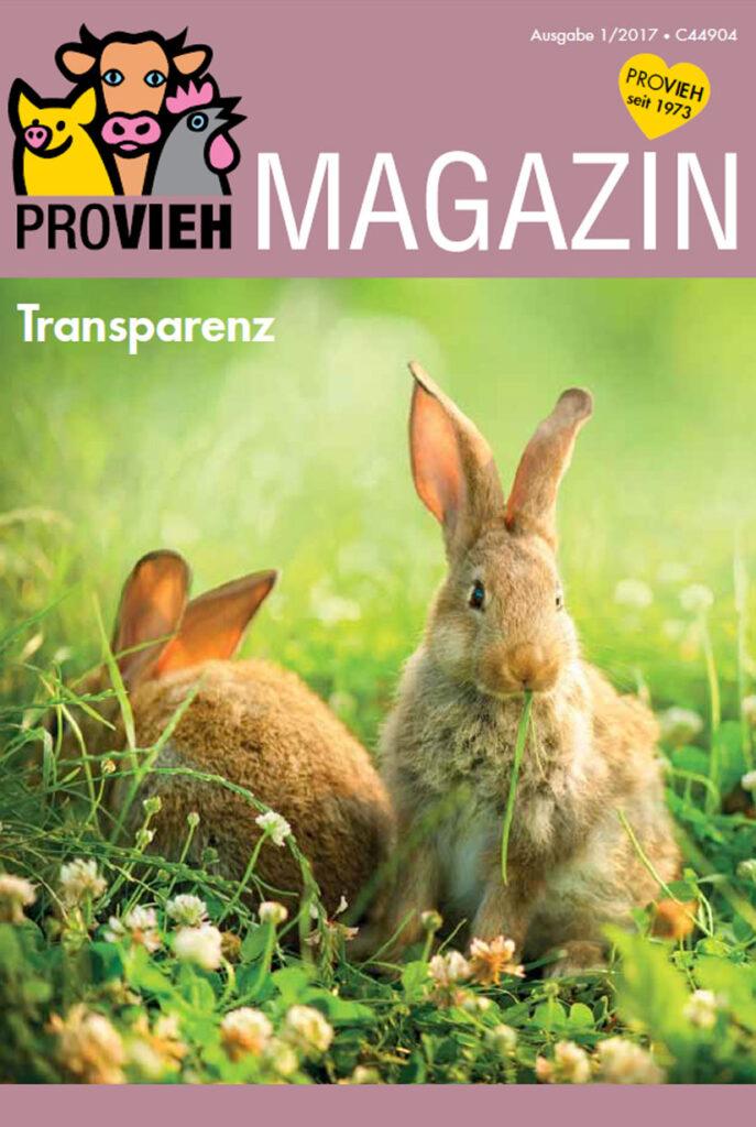Cover, Hasen auf einer grünen Wiese