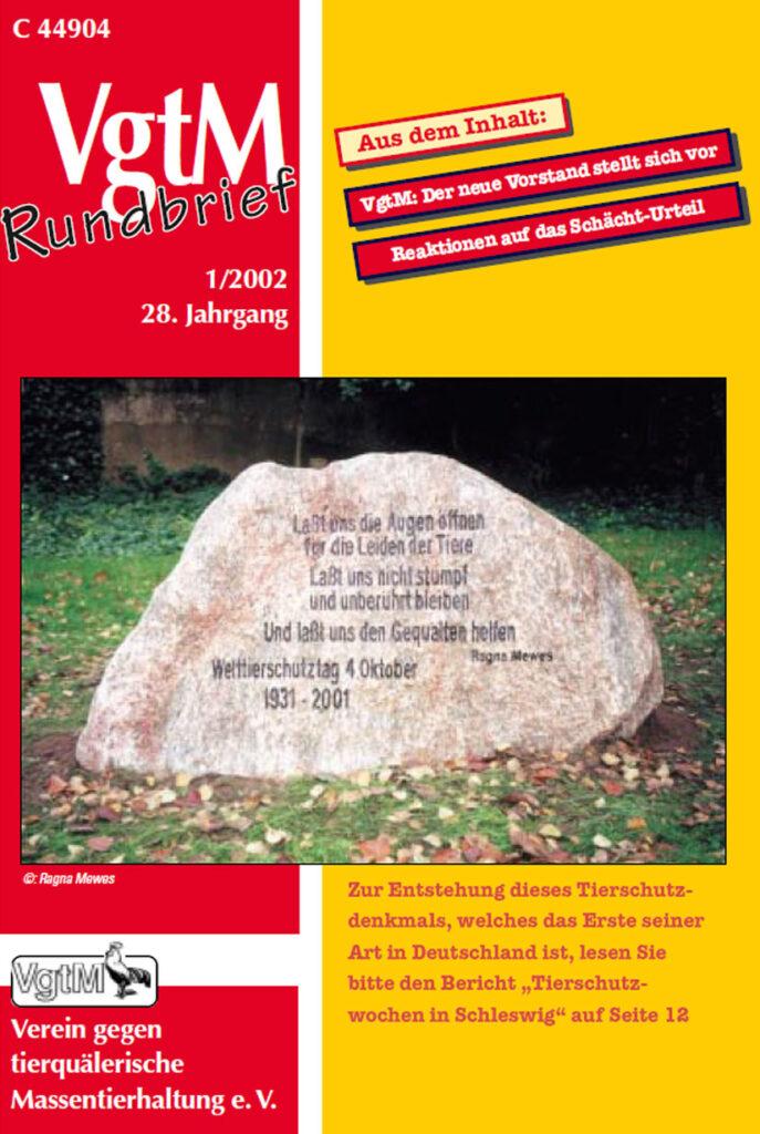 Cover, ein Stein mit einer Innschrift
