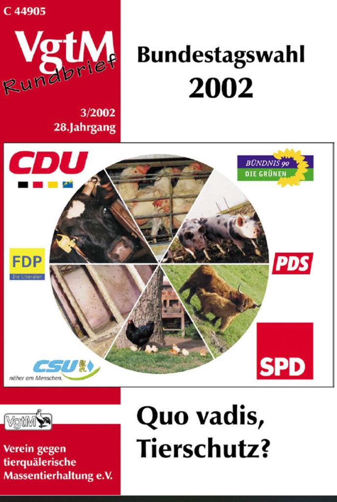 Cover, ein Kreis bestehend aus verschiedenen Fotos