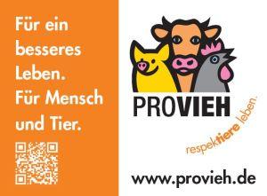 Anzeige Provieh, Logo