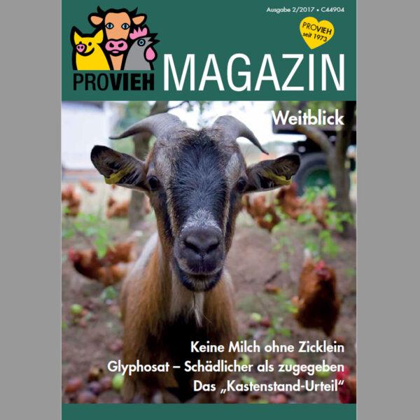 Cover PROVIEH Magazin