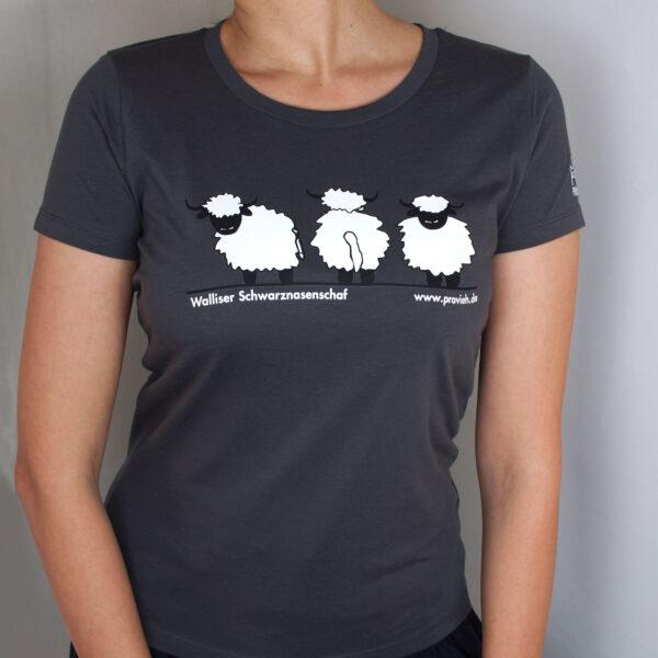 Tshirt mit Schafmotiv