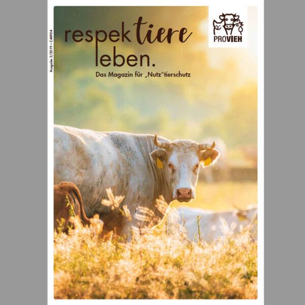 Cover Magazin PROVIEH