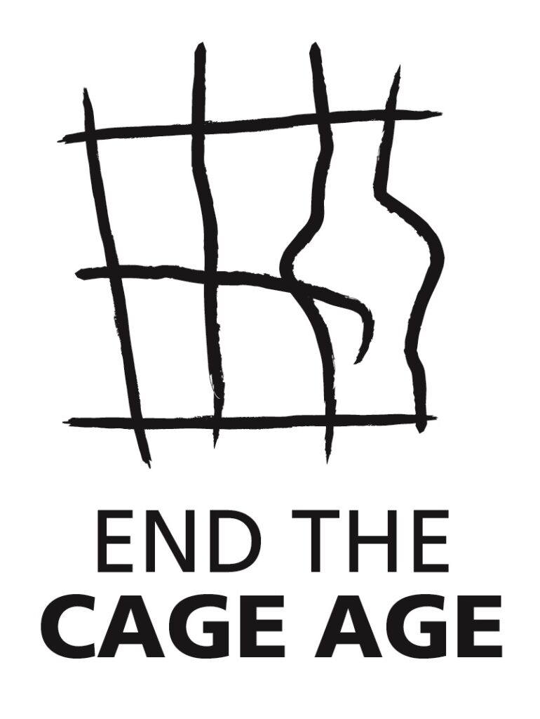 End the Cage Age logo