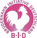 Logo Bruderhahn Initiative Deutschland