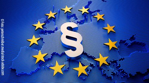 Europasterne und Paragraph