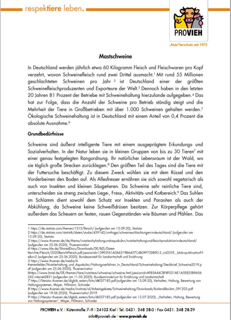 PDF Mastschweine