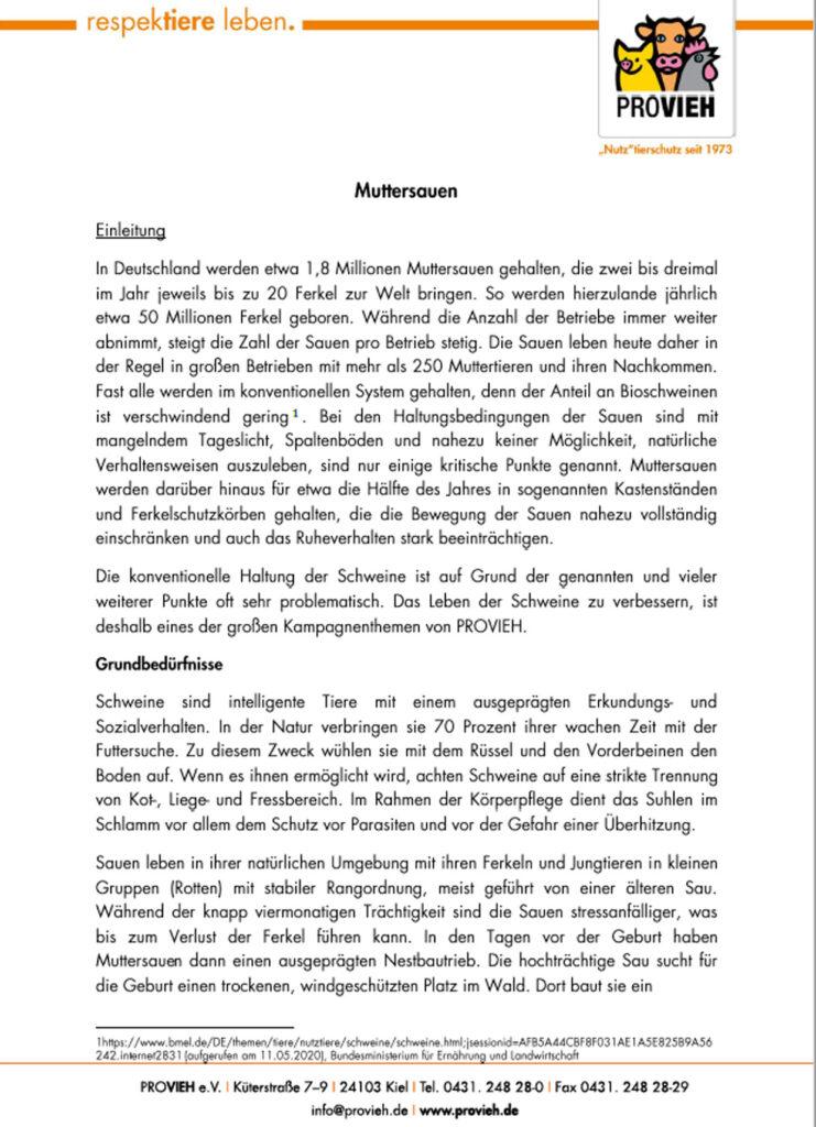 PDF Muttersauen