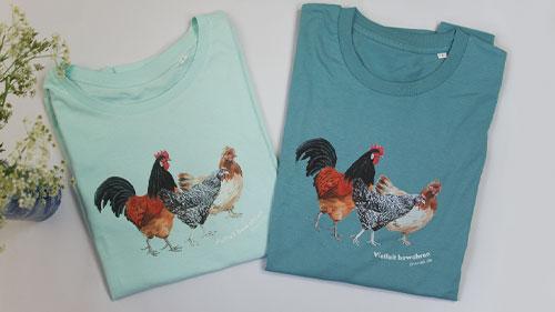 Zwei Tshirts