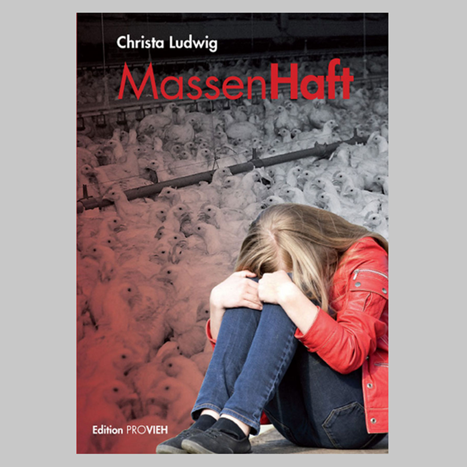 Massenhaft von Christa Ludwig Buchcover