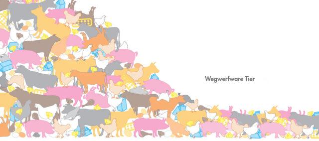 Wegwerfware Tier Grafik